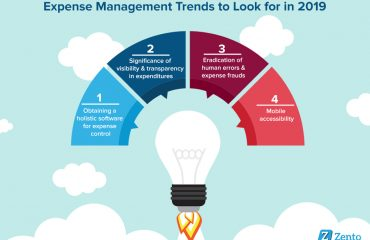 Expense management trend in 2019