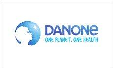 Danone Logo - Zento