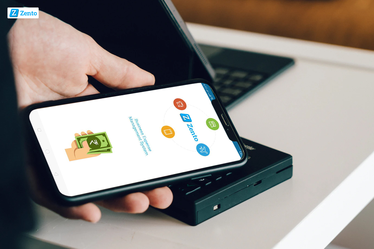 Simplified Expense Reporting With Mobile-Based Receipt Data Extraction